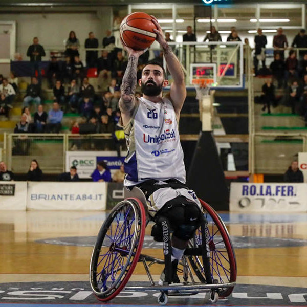 Basket in carrozzina - Un weekend intenso tra Serie A, B e giovanili
