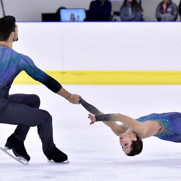 Pattinaggio Figura - Conferme ai Campionati Italiani