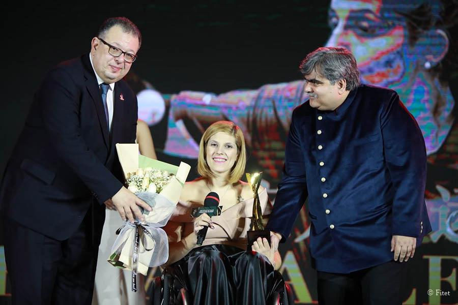Tennistavolo - Giada Rossi nominata Atleta Mondiale dell'anno