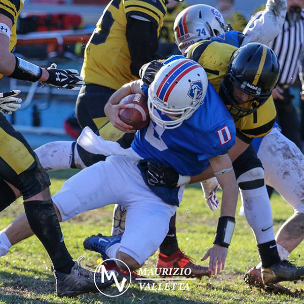 Football Americano - Ecco le finaliste in Under 16 e Under 19