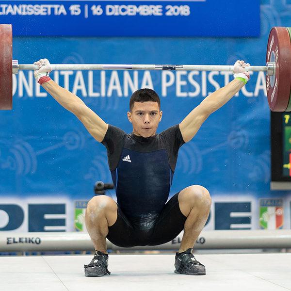 Roma 2020 Weighlifting World Cup al Palapellicone dal 27 al 31 gennaio