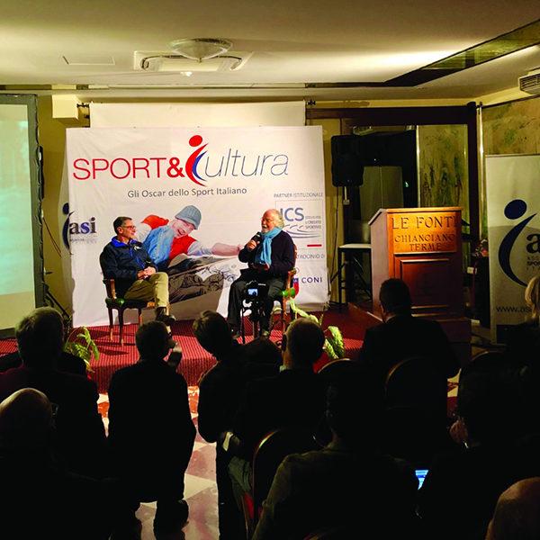 Premio Sport&Cultura - Gli Oscar dello Sport Italiano organizzati dall'ASI