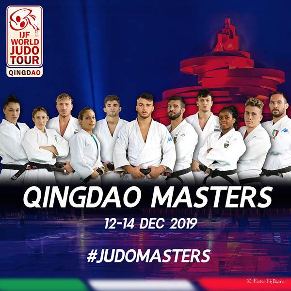 Judo - Undici azzurri al Masters 2019 a Qingdao