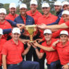 Presidents Cup - Tiger Woods guida gli Usa a una storica rimonta