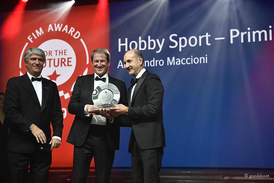 La Federmoto premiata con il FIM Award for the Future