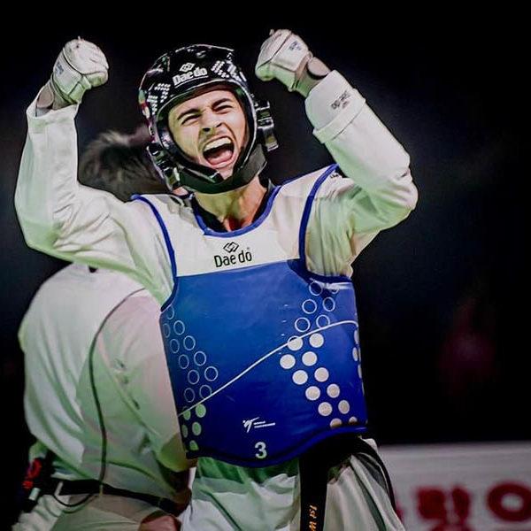 Taekwondo - Dell'Aquila vince a Mosca e vola alle Olimpiadi