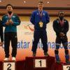 Pesi - Mirko Zanni imbattibile all'International Cup in Qatar
