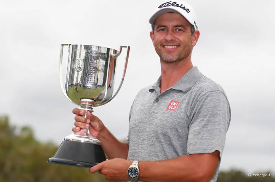 European Tour - Scott trionfa nell'Australian PGA Championship