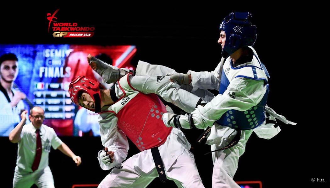 Taekwondo - A Mosca va in scena il Grand Prix Final con vista Tokyo