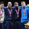 Scherma - Alessio Foconi domina a Tokyo in Coppa del Mondo