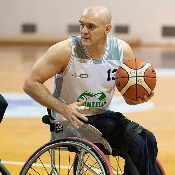 Basket in carrozzina - È lotta a due tra S.Stefano e Briantea84 Cantù