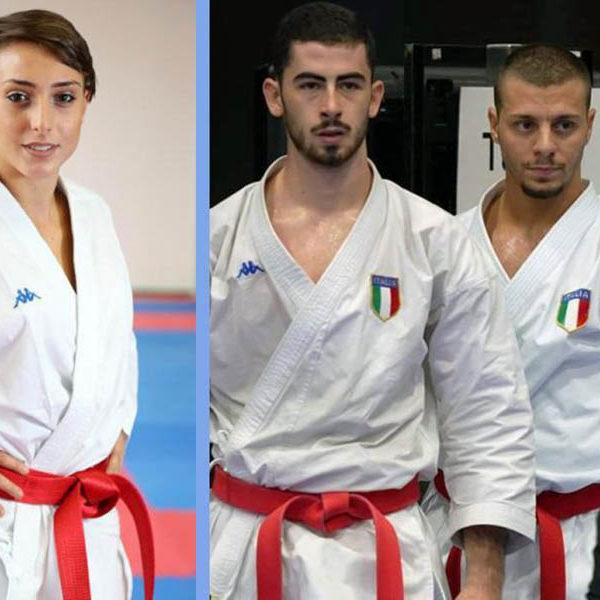 Karate - La Premier League Karate 1 a Madrid con l'Italia protagonista