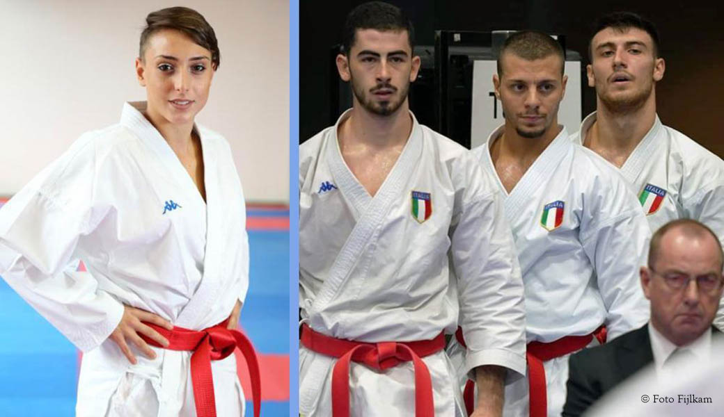 Karate - La Premier League Karate 1 a Madrid con l'Italia protagonista