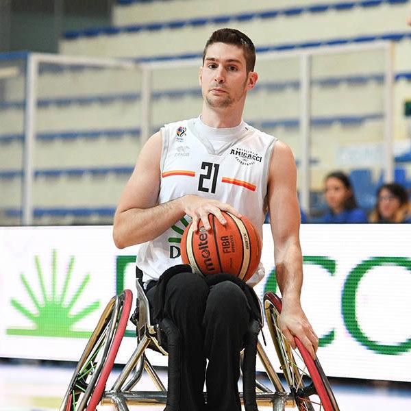 Basket in carrozzina - Domani in scena la sesta giornata di Serie A