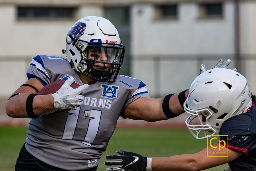 Football Americano - Al Vigorelli in scena Youth Bowl e Rose Bowl