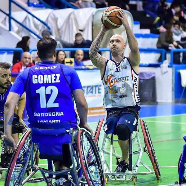 Basket in carrozzina - Si apre il girone di ritorno della Serie A