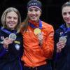 Short Track - Fontana e Valcepina sul podio europeo di Debrecen