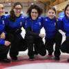 Curling - L'Italia femminile batte la Turchia e stacca il pass mondiale