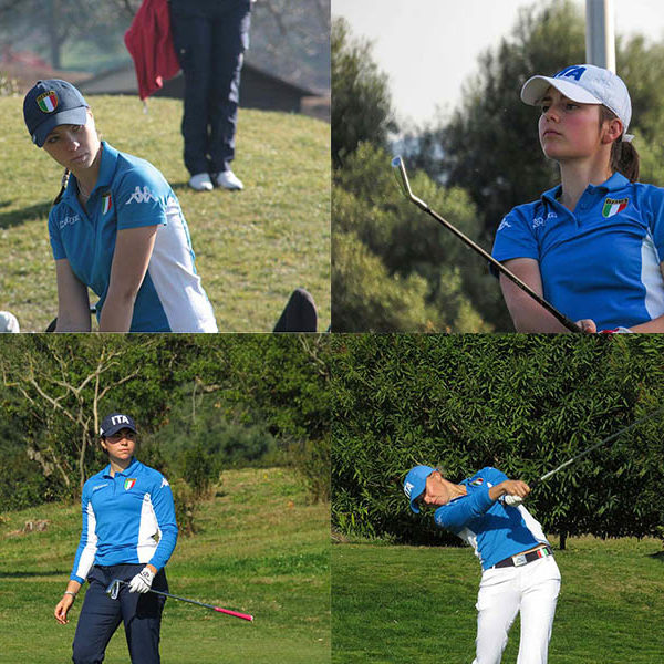 Golf - Poker azzurro all'Augusta National Women's Amateur Championship