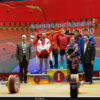 Roma 2020 Weightlifting World Cup: il top della pesistica mondiale a Ostia