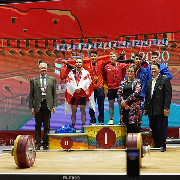 Roma 2020 Weightlifting World Cup: il top della pesistica mondiale a Ostia