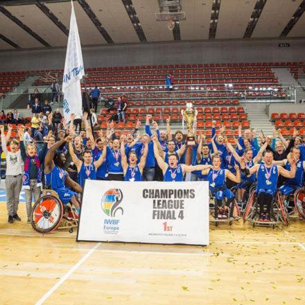 Basket in carrozzina - Tre italiane impegnate in Champions League