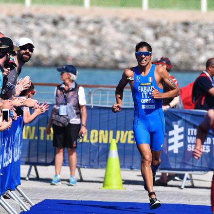 Triathlon - Alessandro Fabian punta la sua terza olimpiade