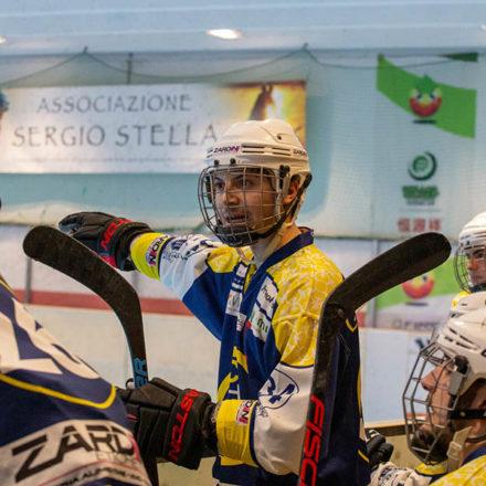 Hockey Inline - Continua il testa a testa tra Milano e Vicenza